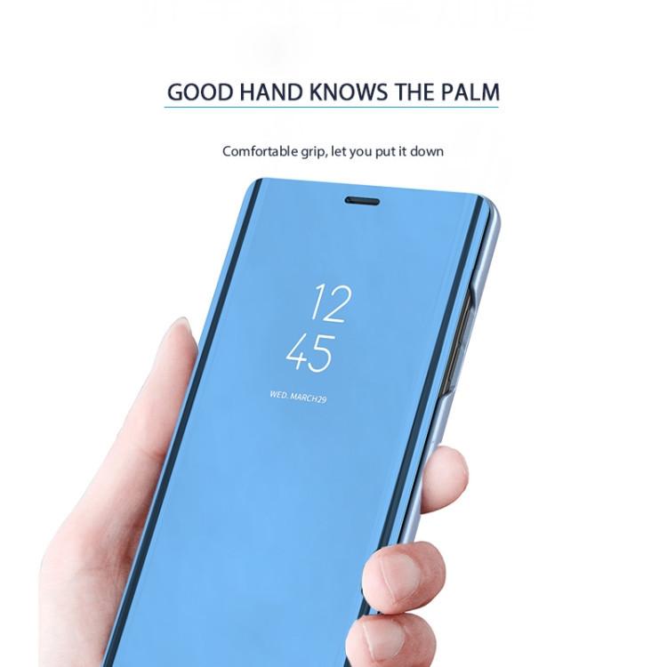 Чехол книжка Clear View на Samsung Galaxy A50/A30s/A50s-черный