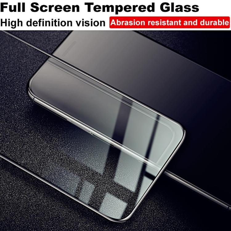 Защитное стекло IMAK 9H Full Screen Tempered Glass Film Pro+ Version для Realme X2 Pro - черное