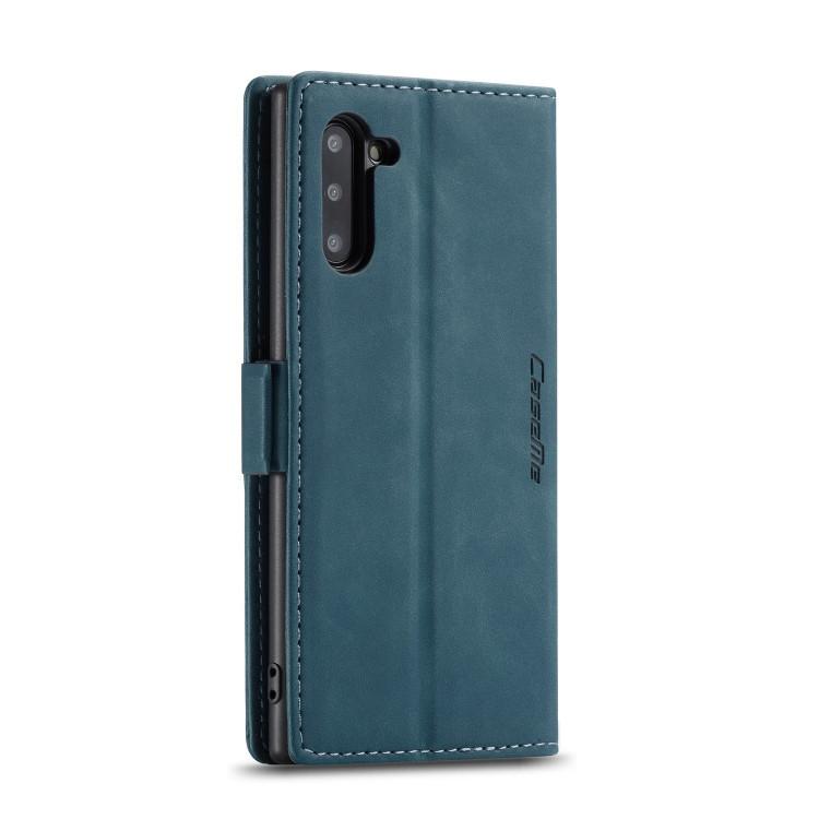 Кожаный чехол CaseMe-013 Multifunctional на Samsung Galaxy Note 10- синий