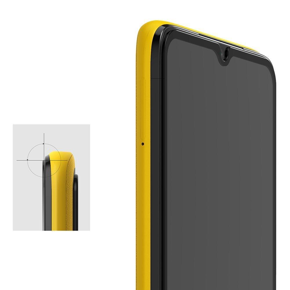 Защитное стекло Ringke Invisible 3D 0,33 mm для Ксяоми Поко M3 / Ксяоми Редми 9T