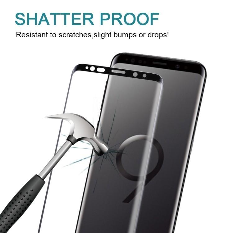 Защитное стекло на Самсунг С9