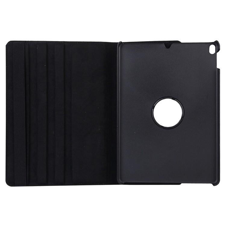 Кожаный Чехол 360 Degree Rotation Litchi для iPad Pro 11/2018-черный