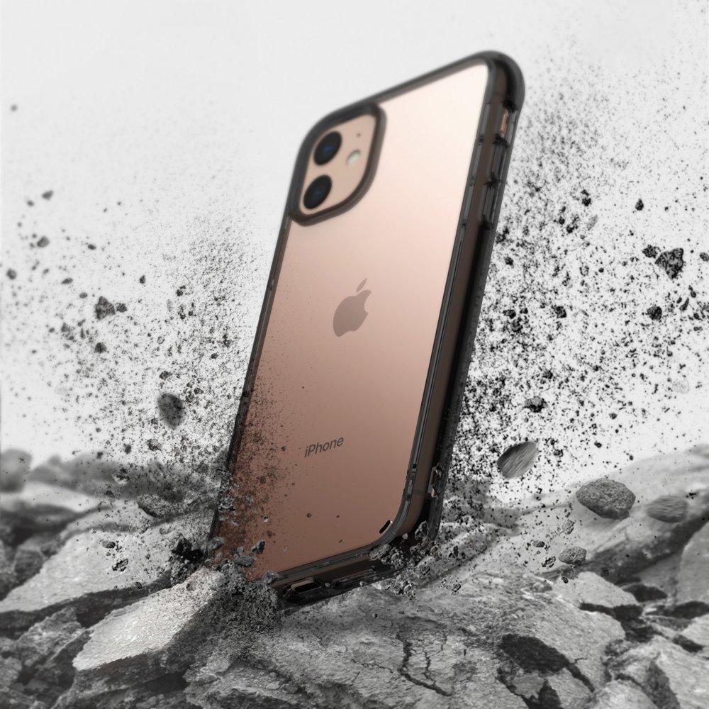 Оригинальный чехол Ringke Fusion Matte для iPhone 11 transparent (FMAP0001)