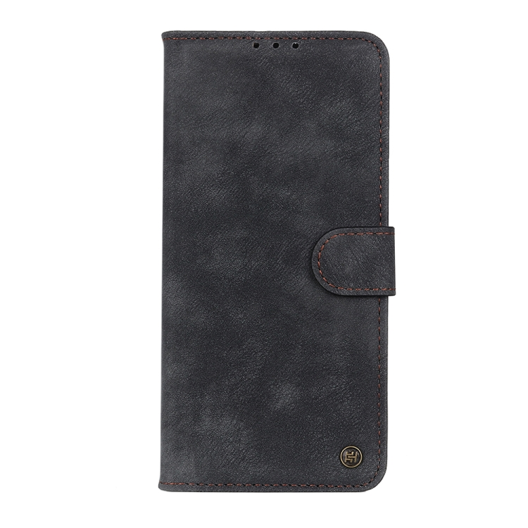 Чехол-книжка Antelope Texture на Xiaomi Mi 10S - черный