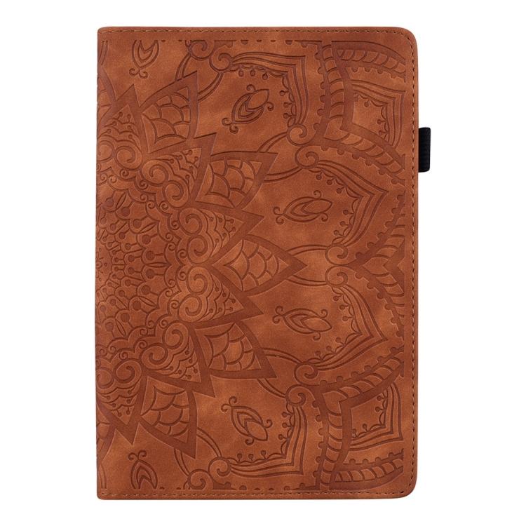 Чехол-книжка коричневого цвета для Айпад Аир 4 10.9