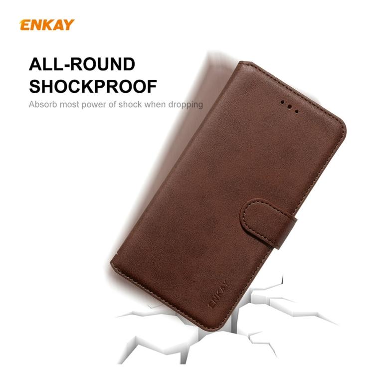 Чехол-книжка ENKAY Hat-Prince на Samsung Galaxy A52