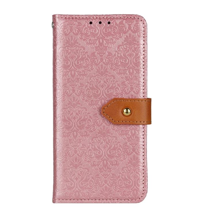Чехол-книжка European Floral для Xiaomi Mi 11 Lite 5G / 4G