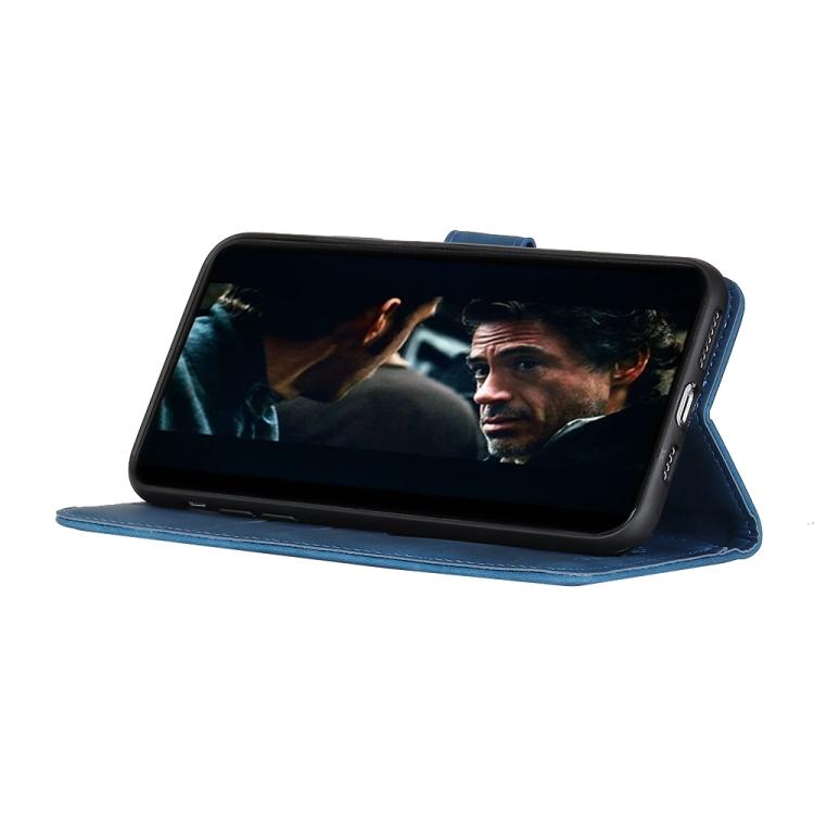 Чехол-книжка со слотами KHAZNEH Retro Texture для Samsung Galaxy A52