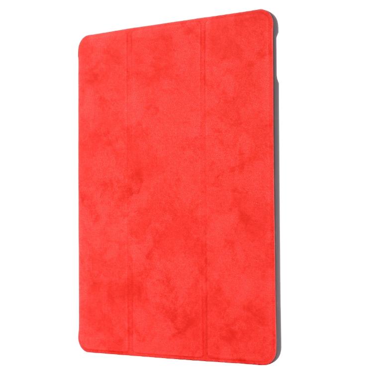 Красный чехол-книжка для Айпад 7 10.2