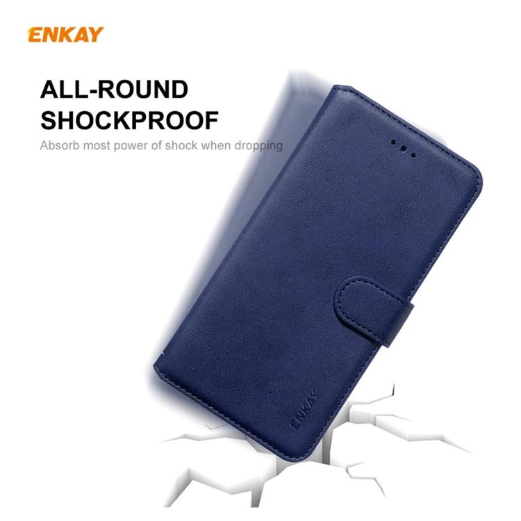 Чехол-книжка ENKAY для Samsung Galaxy S21 Ultra