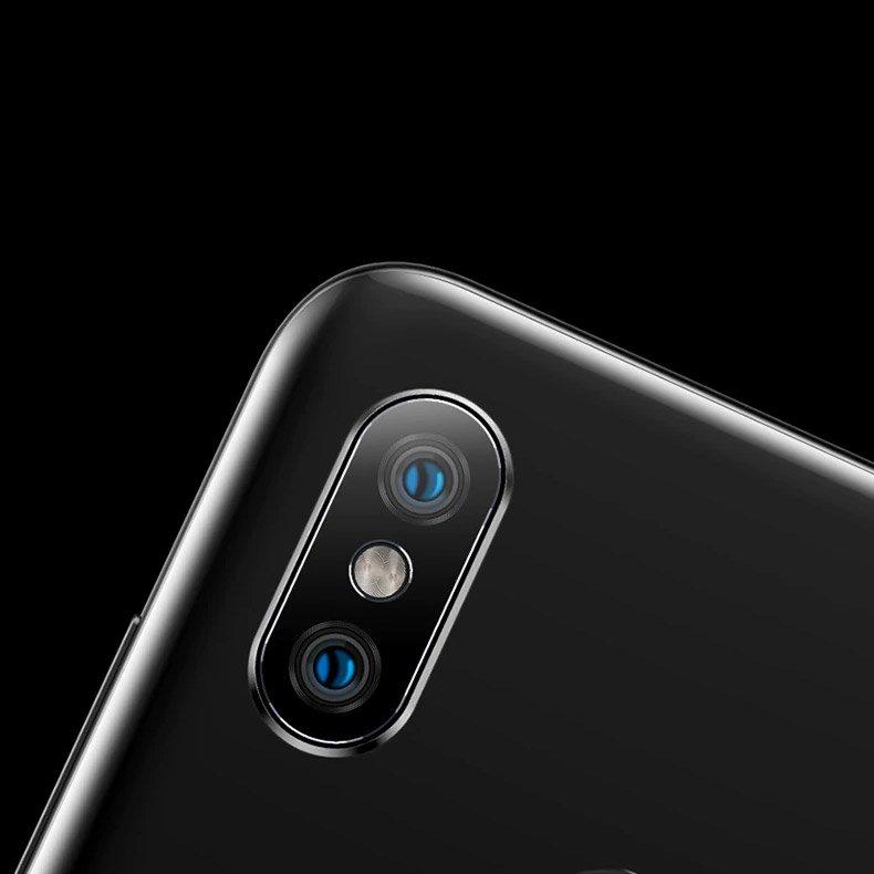 Защитное каленое стекло на камеру Wozinsky  9H на Samsung Galaxy Note 10