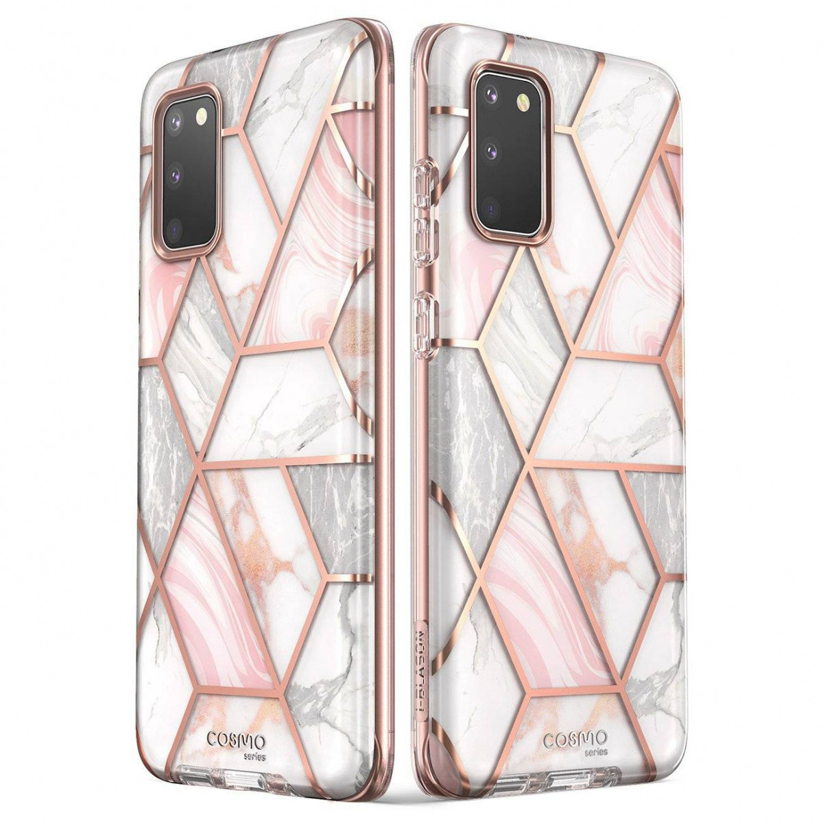 Двухсторонний чехо для Samsung Galaxy S20