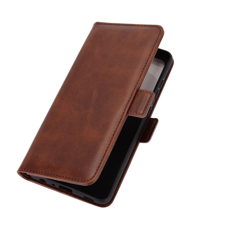 Чехол-книжка для Samsung Galaxy A72 - коричневый