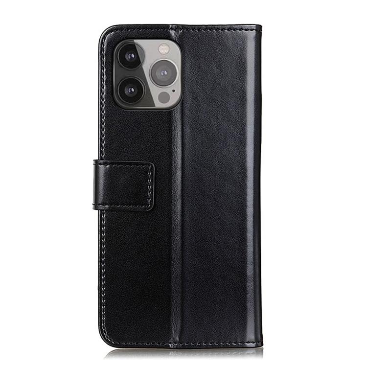 Чехол-книжка на Айфон 13 Pro Max - черный