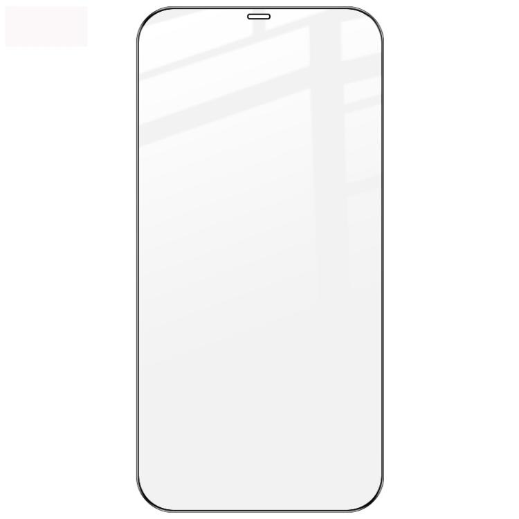Защитное стекло IMAK 9H Full Screen Tempered Glass Film Pro+ Version на iPhone 12 Pro Max