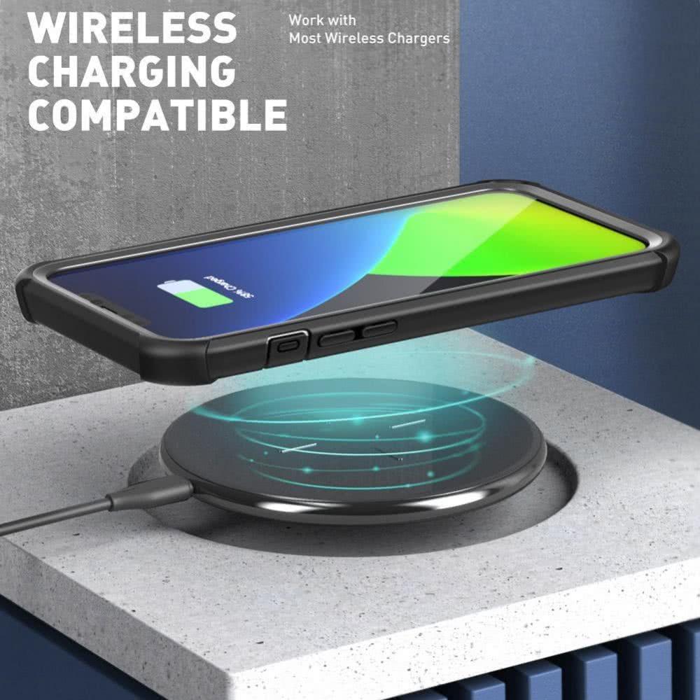 Двухсторонний чехол Supcase Iblsn Ares для Айфон 12 Про / Айфон 12