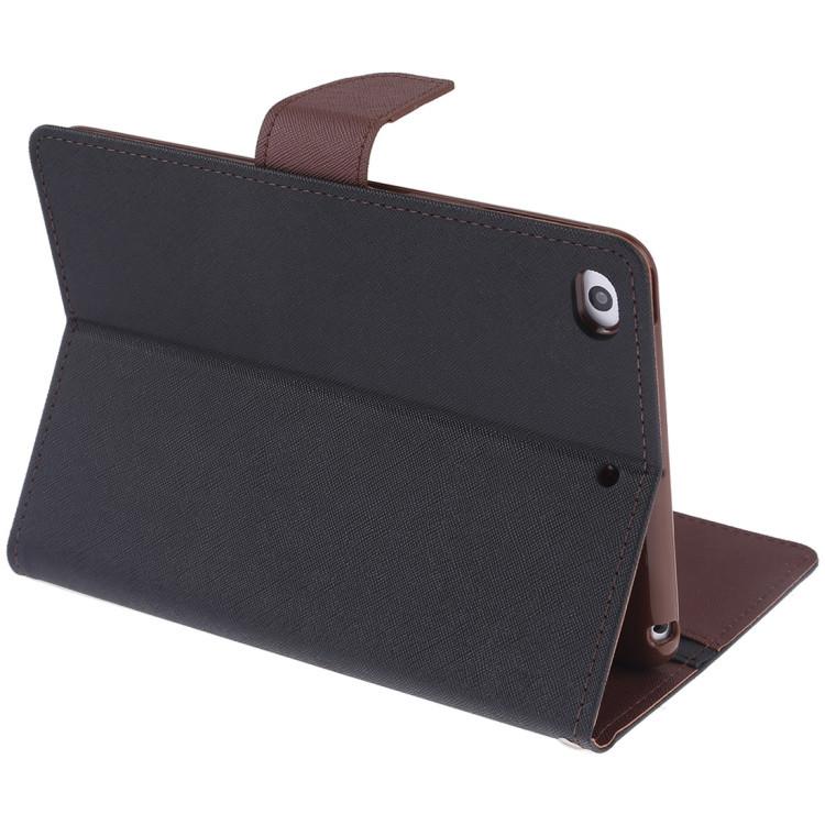 Чехол-книжка с складной подставкой для Айпад мини 5 черного цвета