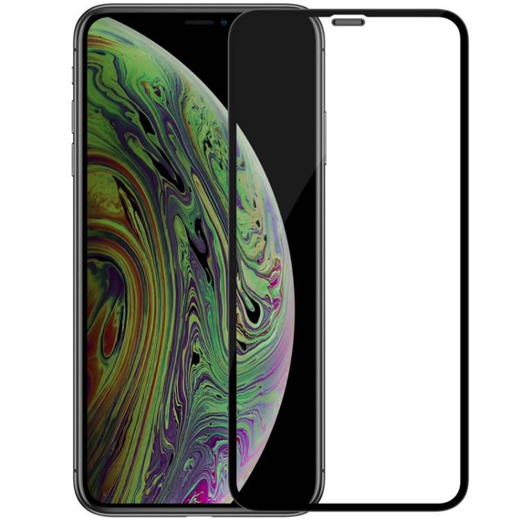 3d Защитное стекло NILLKIN XD CP+MAX Full Coverage на iPhone 11- черное