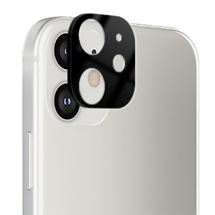 Защита камеры mocolo 0.15mm 9H 2.5D Round Edge на iPhone 12 Mini