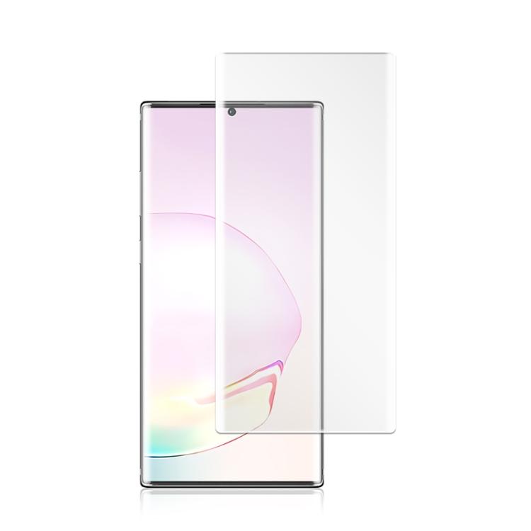 Защитное стекло с уф лампой для Самсунг Гелекси Нот 20