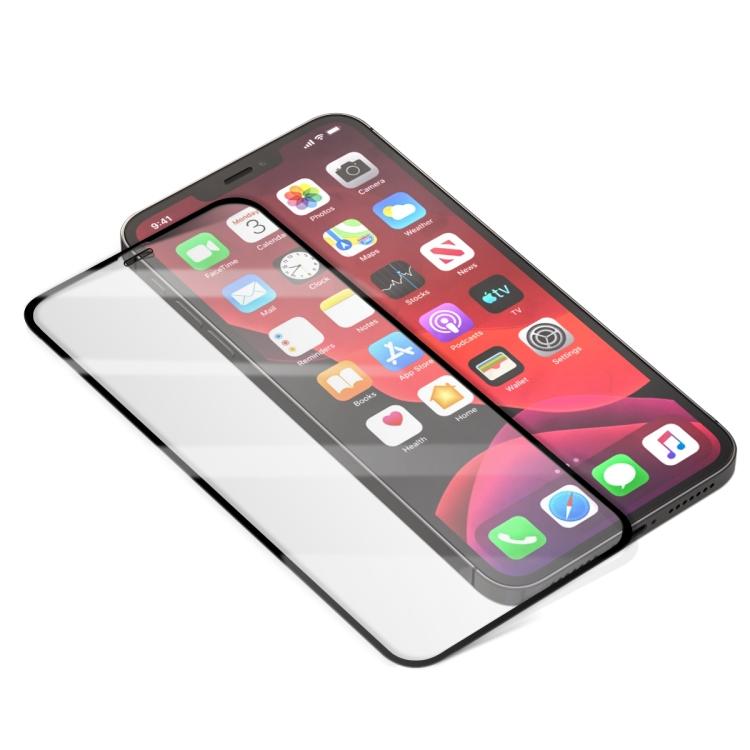 Защитное стекло mocolo 0.33mm 9H 3D Full Glue для iPhone 12 Max/12 Pro