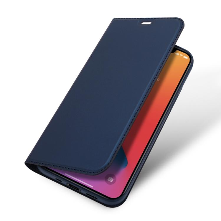 Чехол-книжка DUX DUCIS Skin Pro Series на iPhone 12 Mini - синий
