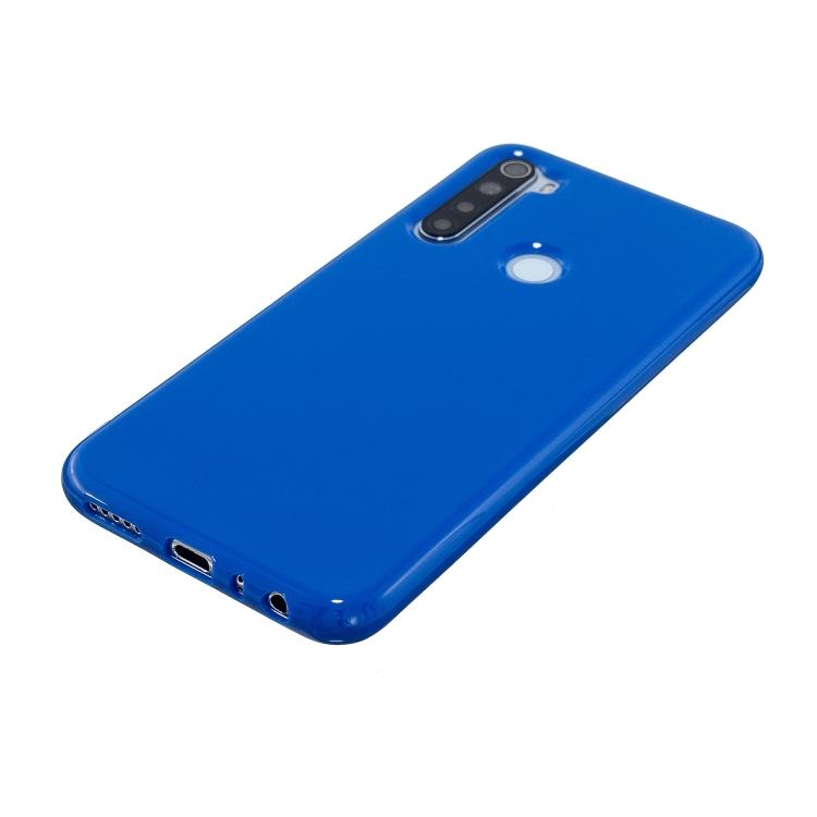 Защитный чехол  Candy Color для  Реалми C3/Реалми 5 - синий