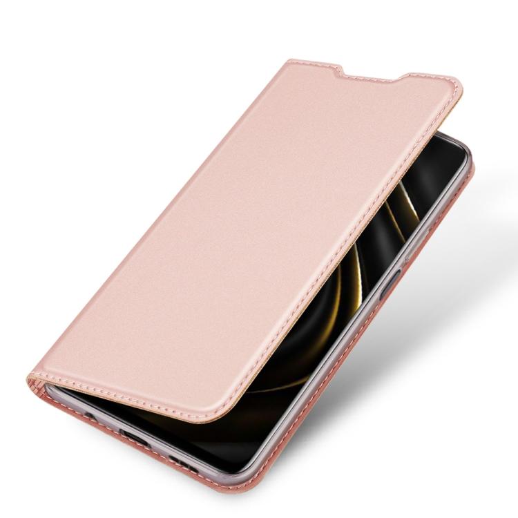 Розовый чехол-книжка для Сяоми Редми 9Т