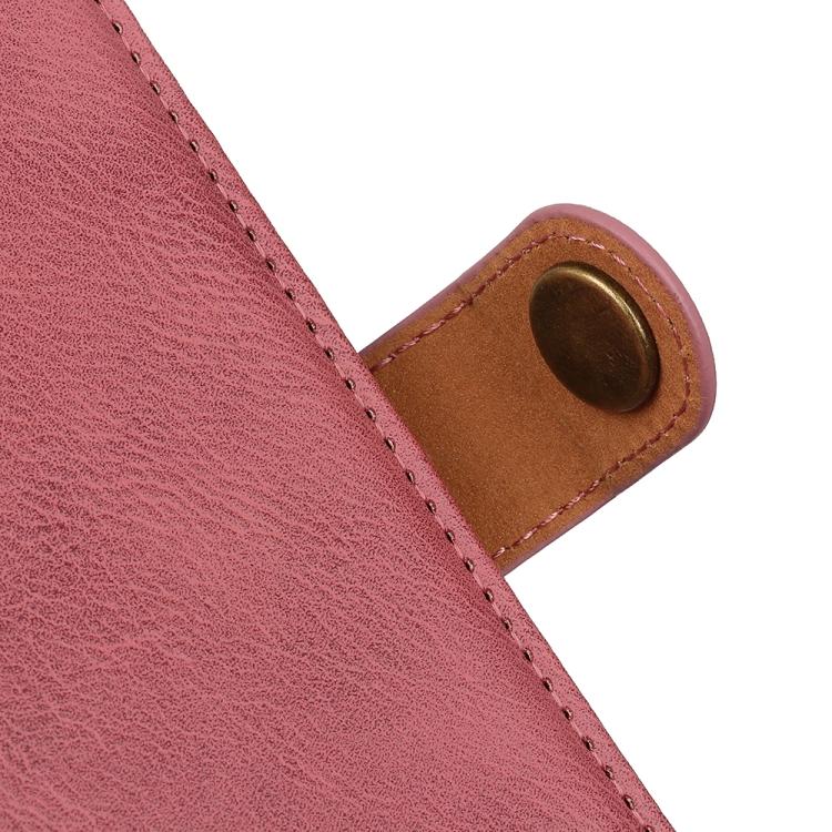 Розовый защитный чехол-книжка с магнитной защелкой для Самсунг Гелекси А72