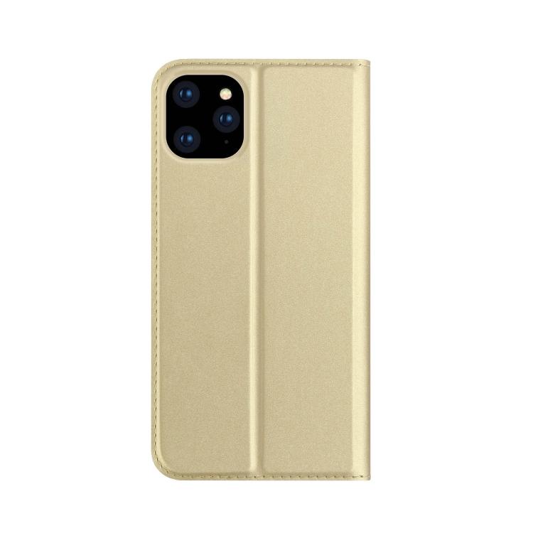 Золотой чехол-книжка DZGOGO на Айфон 12 Мини