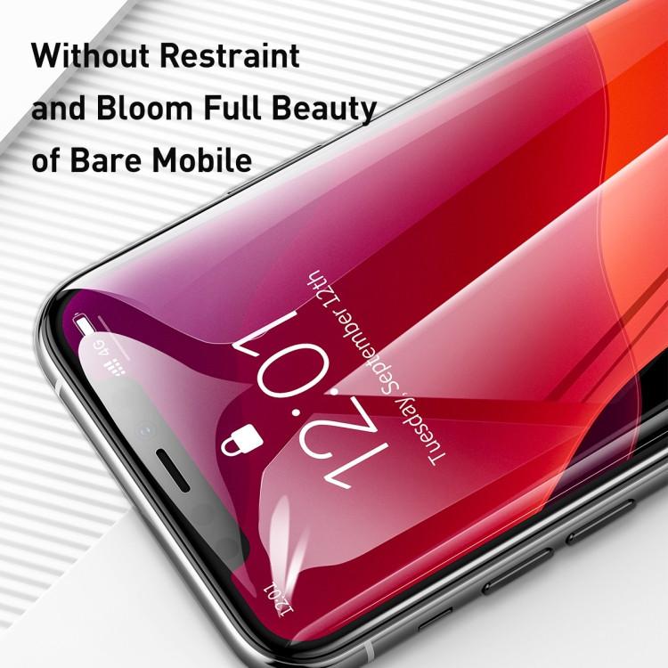 Ударостойкое защитное стекло на Айфон 11 Про