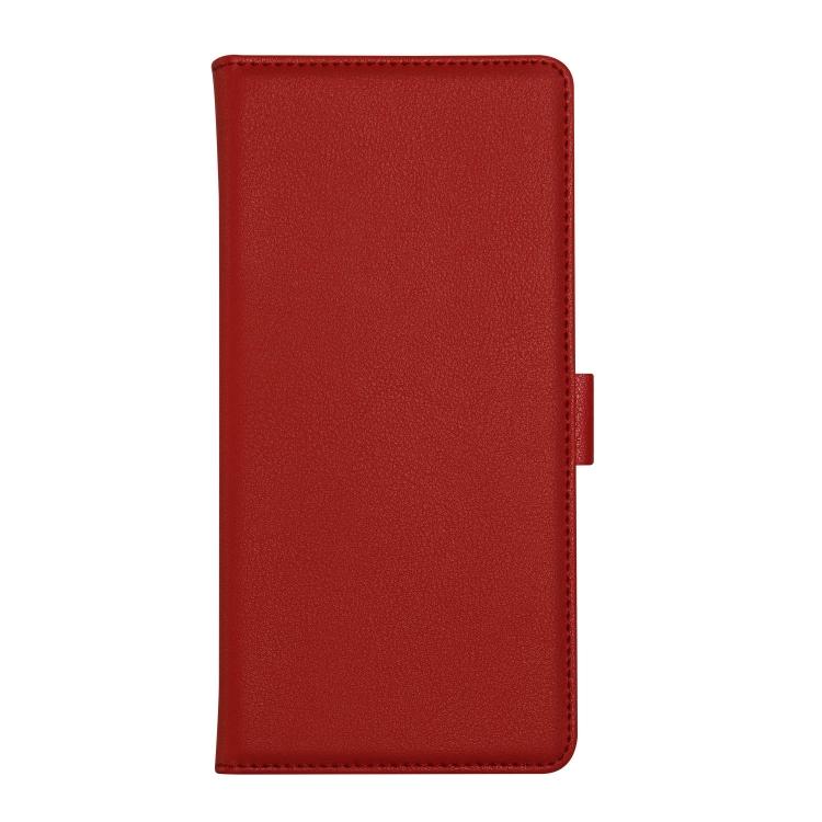 Чехол-книжка DZGOGO MILO Series на iPhone 12/12 Pro - красный