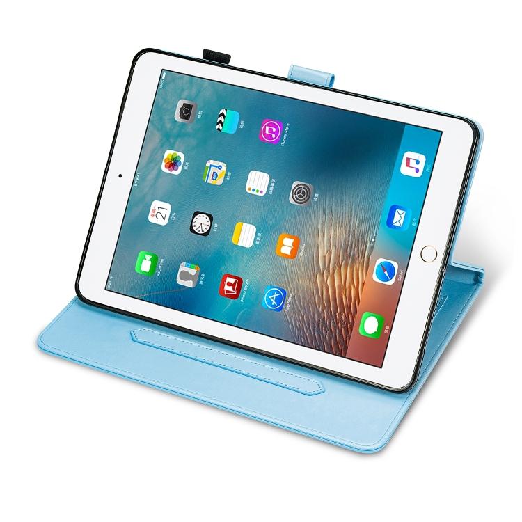 Противоударный чехол-книжка с подставкой на iPad 12/12 Pro