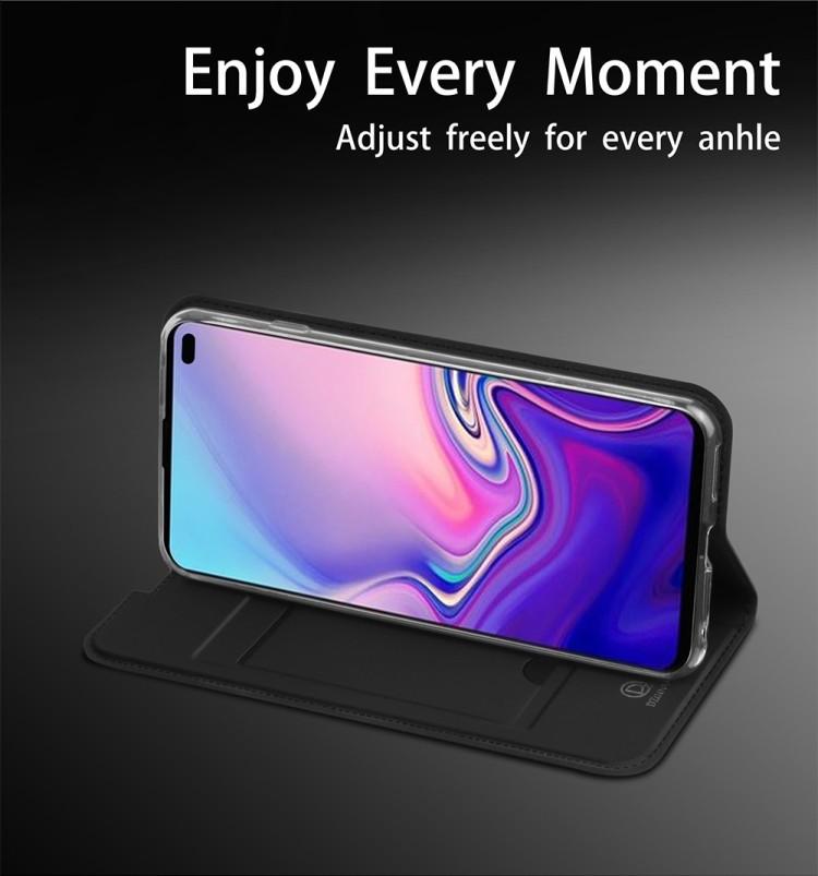 Чехол-книжка для Samsung S10 Плюс