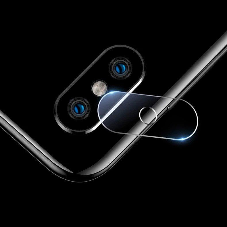 Защитное каленое стекло на камеру Wozinsky  9H на Samsung Galaxy Note 10 / Note 10+ Plus