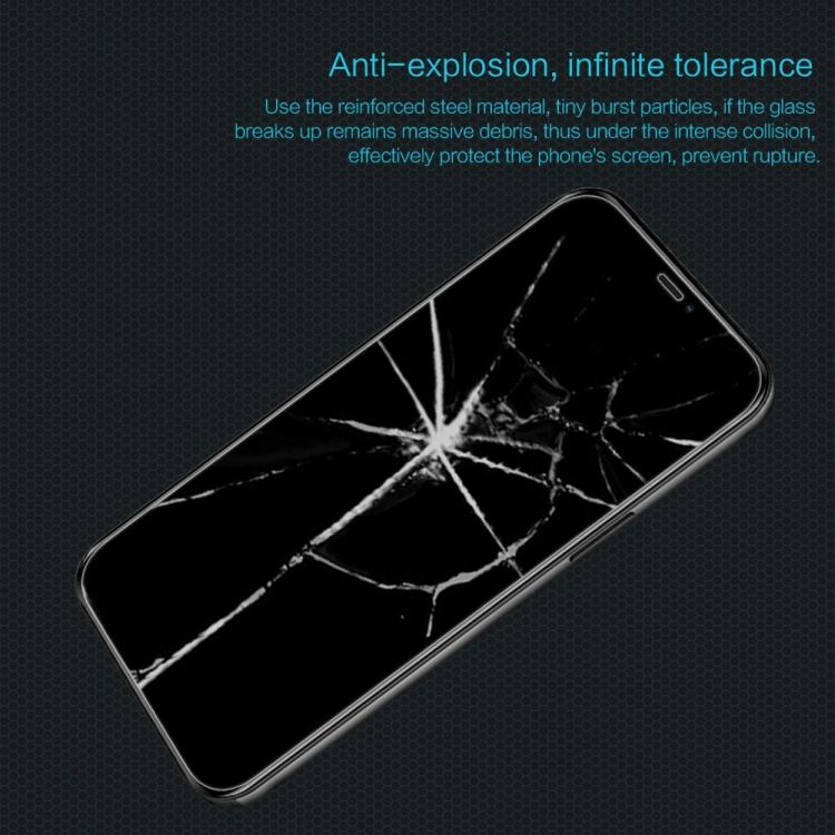 Защитное каленое стекло для Айфон 12 Про Макс