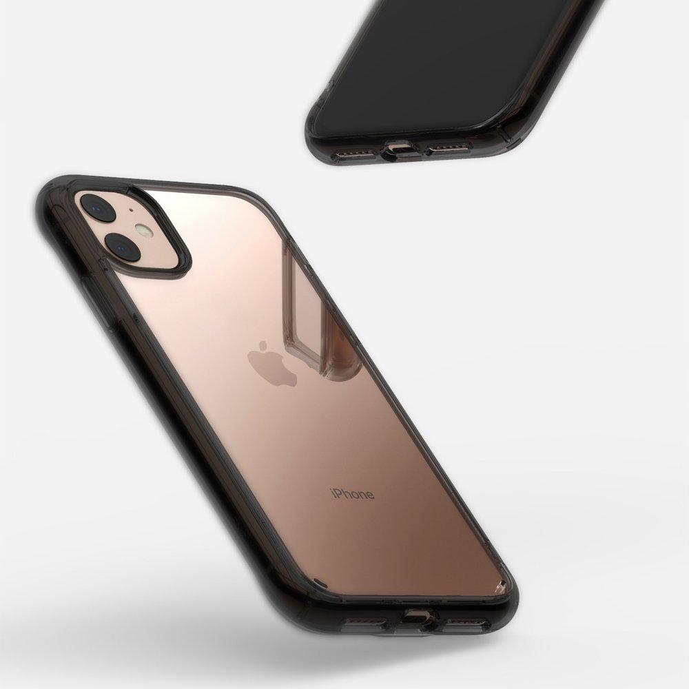 Оригинальный чехол для Айфон 11 transparent (FMAP0001)