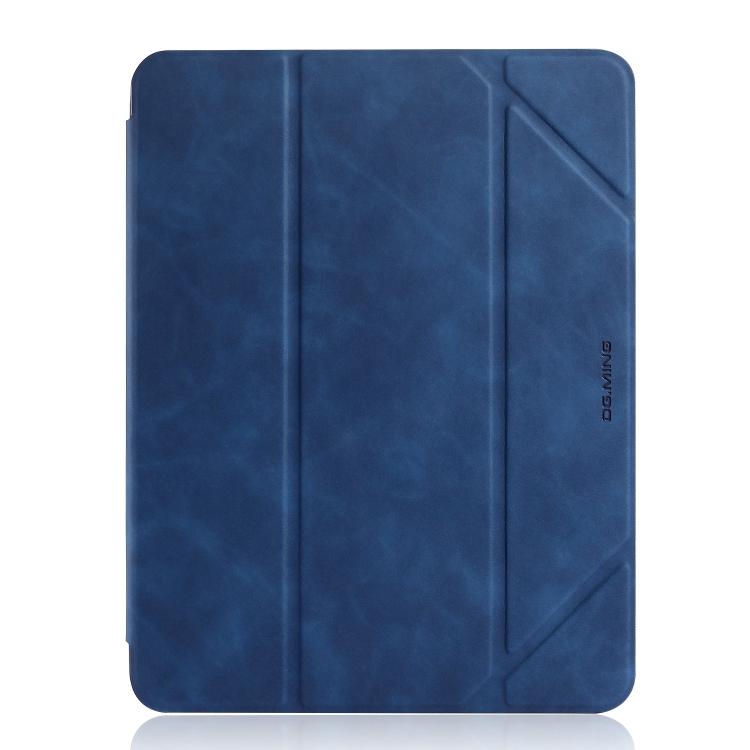 Синий чехол-книжка для Айпад 7 10.2