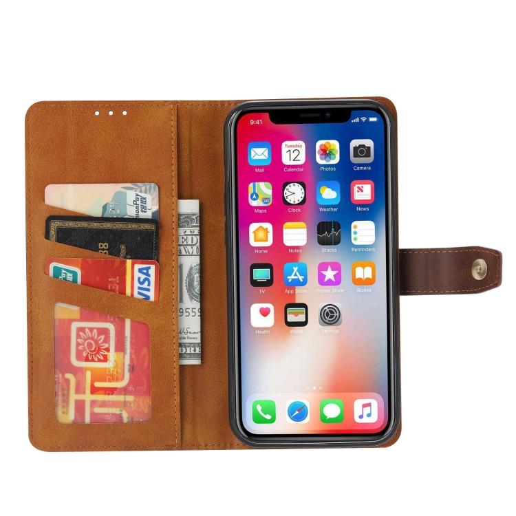 Чехол-книжка со слотами под кредитки для Айфон 13 Про Макс