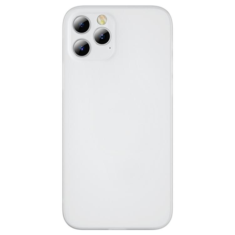 Ультратонкий чехол Benks Lollipop Series на iPhone 12- белый
