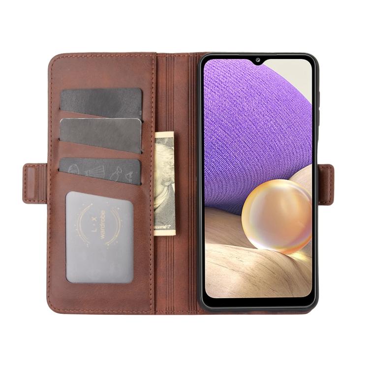 Чехол-книжка слоты для карт для Samsung Galaxy A32