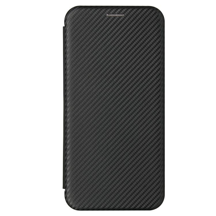 Чехол-книжка Carbon Fiber Texture на Samsung Galaxy A52
