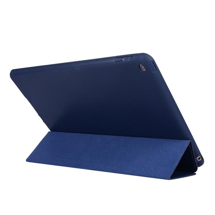 Синий чехол-книжка HMC Holder для iPad 10.2 8/7