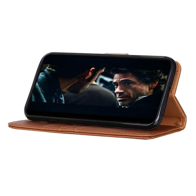 Противоударный чехол-книжка подставка на Samsung Galaxy A02