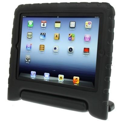Противоударный чехол EVA Drop Resistance с ручкой черный для iPad 4/ 3/ 2