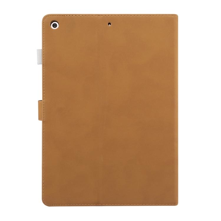 Противоударный чехол-книжка серого цвета для Айпад 7 10.2