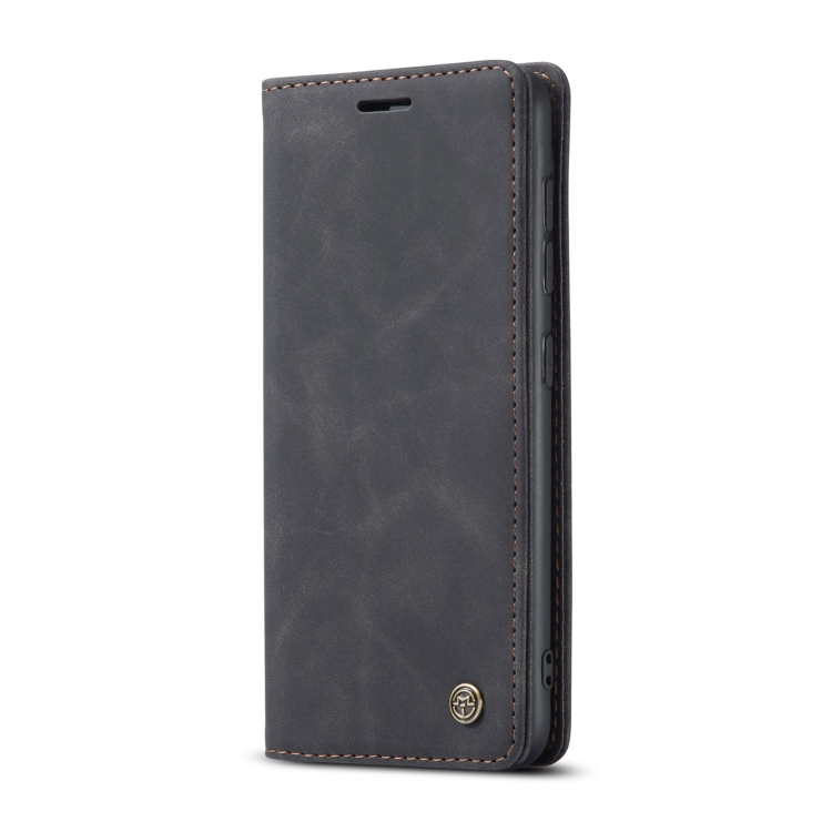 Чехол-книжка CaseMe 013 Multifunctional на Samsung Galaxy S20 FE - черный