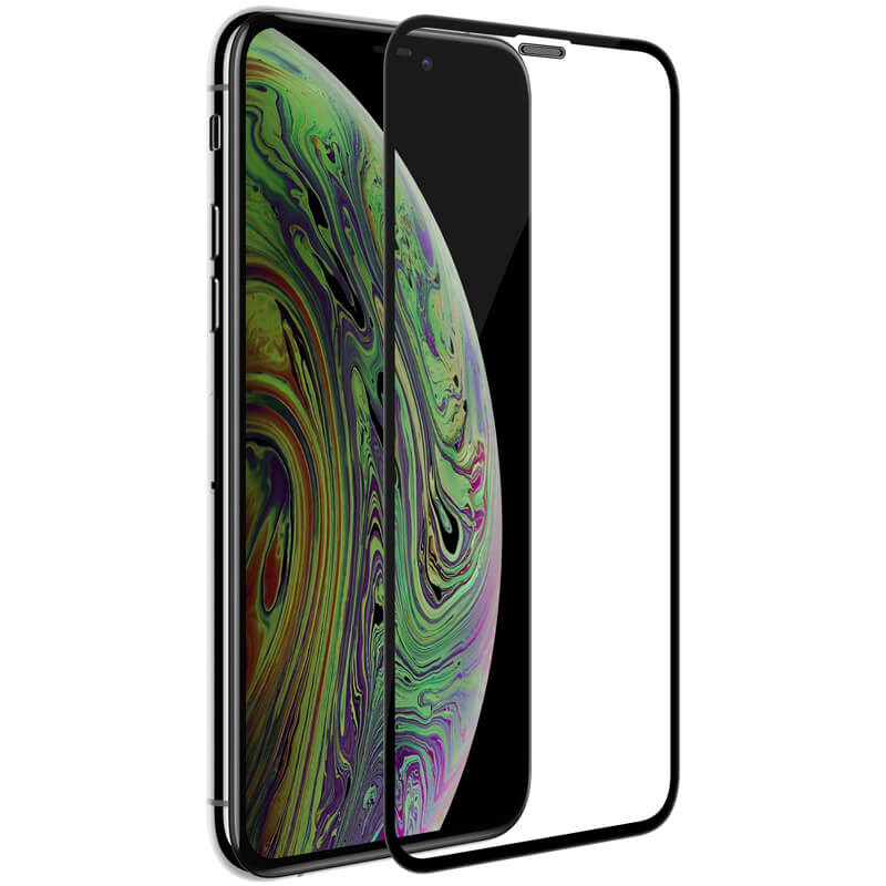 Защитное стекло Nillkin (CP+PRO) для Apple iPhone 11 Pro Max / XS Max  - черное
