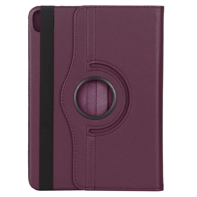Чехол-книжка на  Айпад Про 12.9 (2021/2020) - фиолетовый