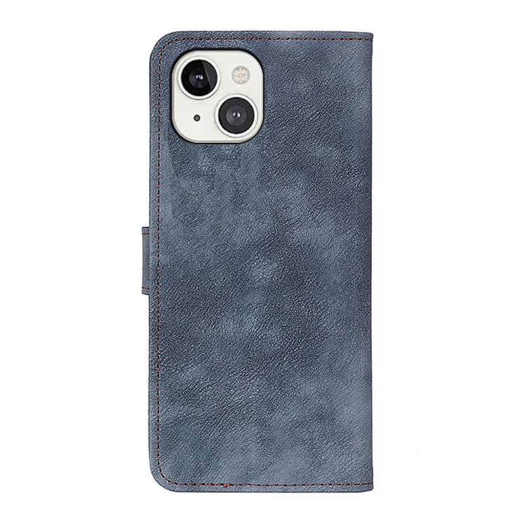 Чехол-книжка на Айфон 13 - синий